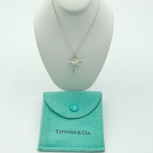 Tiffany & Co Rolo Link With Palm Tree